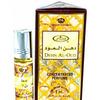 Духи масляные AL REHAB DEHN AL-OUD с роллером (6 мл)