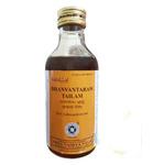Дханвантарам Тайлам (Dhanvantaram Tailam) 200мл