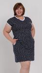 Платье ПТК-225 9024 (Черный)