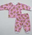 162. пижама ясельная 162/001н