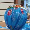 Леденец большой XXL  красные и синие зависит от наличия