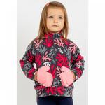 Куртка флис 0886600201 для девочки
