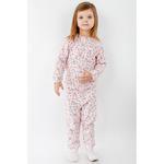 Пижама интерлок 7790200301 для девочки