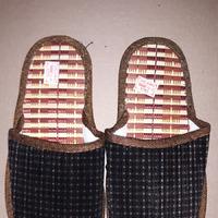 Тапки мужские, размер 45-46