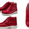 260-1-05 Ботинки ТОТТА полностью из натуральной кожи