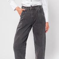 Свободные джинсы-бананы slouch D54.194