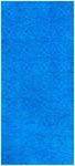Полотенце махровое жаккардовое КРУГИ - ярко - бирюзовый 70*140