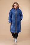 Пальто Svetlana Style 1461 синее
