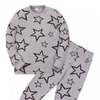 Пижама детская , серый меланж