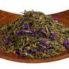 Ароматизированный зеленый чай  Нежная мята сенча