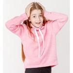 Толстовка флис 1258600202 для девочки