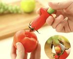 Прибор для удаления хвостиков из овощей и фруктов