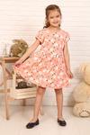 Платье Медвежата детское