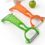 Нож для овощей с двумя лезвиями в ассорт.