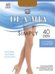 Колготки женские DEA MIA SIMPLY 40