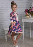 """Платье для девочки """"Цветы"""""""