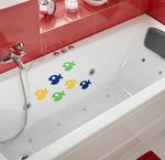Мини-коврик для ванны Рыбка
