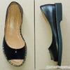 Босоножки женские кожаные ED'ART 1023.110'bl.black (Размер 38). БЕЗ СКИДКИ!!!