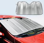 Солнцезащитная шторка на лобовое стекло
