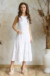 Платье (хлопок) шитье №20-369-1