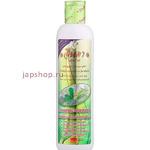 Jinda Rice Milk Травяной шампунь Спа-Уход от выпадения волос с рисовым молоком и витамином В5, 250 гр