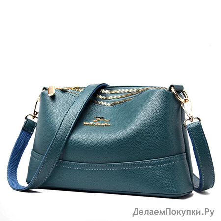NY-8588-    Небольшая, очень удобная, вместительная сумка. 4 цвета