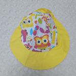 шляпа панама с совами 3-4 года