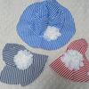 шапка в полосочку 3-5 года