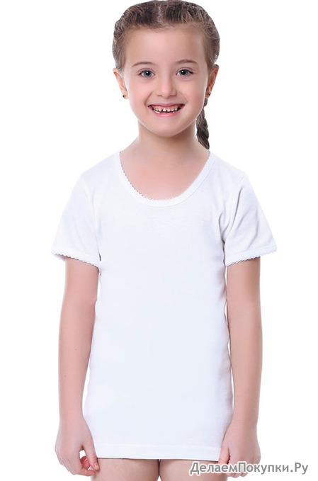 Футболка для девочки Iki yildiz Артикул: IKI460