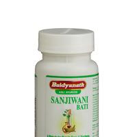 Сандживани Вати - противовирусное средство, 80 таб, производитель Байдьянатх; Sanjiwani Bati, 80 tabs, Baidyanath
