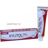 Xylitol Pro Clinic Зубная паста оздоравливающая десны, с экстрактами трав, лечебно профилактическая, 130 гр