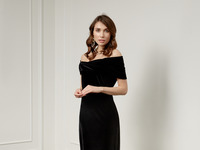 Платье 20-1230