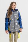 JH411 Пальто для девочек JAN STEEN
