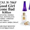 РЕНИ 706F Kilian Good Girl Gone Bad (100мл)