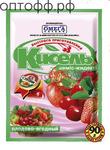 Омега Кисель 90гр. Плодово-ягодный