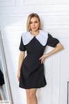 Платье с воротником FC-6390