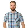 Рубашка мужская «Premium» кор. рук. 2136/3
