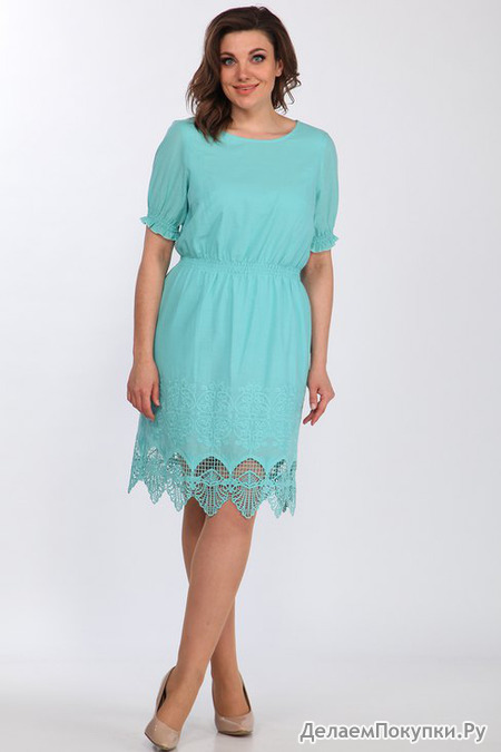 Платье Lady Style Classic Модель 1386/1