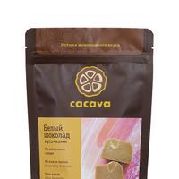 2 шт Белый шоколад на кокосовом сахаре 100 гр