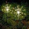 Садовый светодиодный светильник Феерверк 150L ТБ