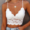WHITE SCALLOPED LACE BRALETTE КОД ТОВАРА: 162563
