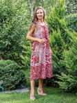 Платье(вискоза креп) №Пл18-070-2