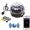 Цветомузыкальный Шар Bluetooth с пультом и USB-флешкой