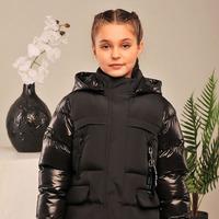 Демисезонная куртка для девочки «Молли» (рост 152 см)