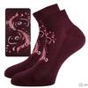 Женские носки с махровым следом