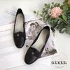 Туфли женские 1-1402 черные