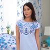 Женская ночная сорочка Аквамарин
