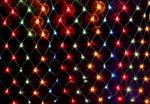 Гирлянда LED-сетка