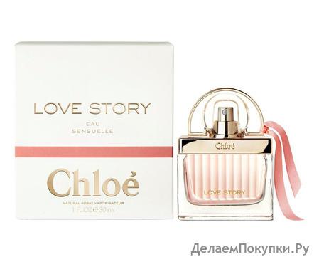CHLOE LOVE STORY EAU SENSUELLE lady 30ml edp