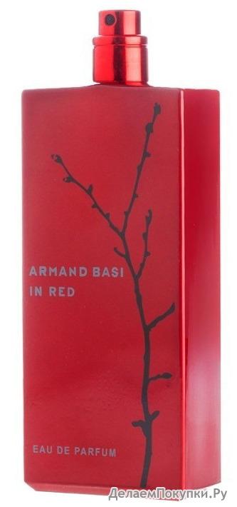ARMAND BASI IN RED lady 50ml edp